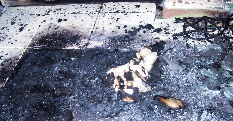 brandschade cas calamiteiten