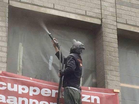 brandschade balkon Wijchen