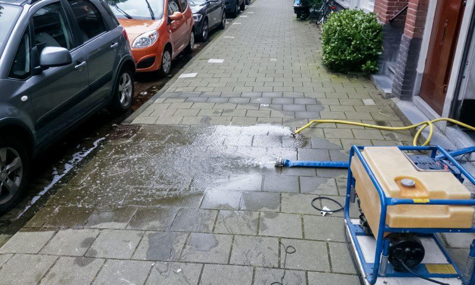 waterschade amsterdam