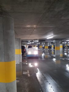waterschade parkeergarage zwolle